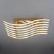 Фото №2 Светодиодный потолочный светильник 90091/7 золото