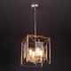 Фото №2 Подвесной светильник в стиле Лофт 298/4