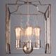 Фото №3 Подвесной светильник в стиле Лофт 298/4