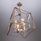 Фото №4 Подвесной светильник в стиле Лофт 298/4