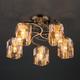 Фото №2 Потолочный светильник 30124/5 античная бронза