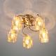 Фото №4 Потолочный светильник 30124/5 античная бронза