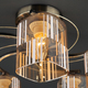 Фото №6 Потолочный светильник 30124/5 античная бронза