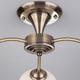 Фото №5 Потолочный светильник 30118/3 античная бронза