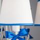 Фото №4 Подвесная люстра с абажурами 60066/8 белый/синий