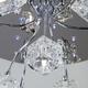 Фото №3 Люстра потолочная со светодиодной подсветкой 80113/31
