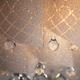 Фото №5 Люстра потолочная с хрусталем 80117/8 хром/белый