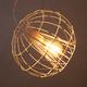 Фото №4 Подвесной светильник в стиле лофт 50061/1 белый