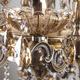 Фото №11 Подвесная люстра с хрусталем 285/18 Strotskis