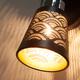 Фото №5 Настенный светильник с поворотным плафоном 20061/1 черный