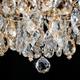 Фото №8 Потолочная люстра с хрусталем 10081/12 золото / прозрачный хрусталь