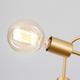 Фото №5 Подвесной светильник в стиле лофт 70058/6 золото