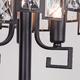 Фото №5 Настольная лампа с хрусталем 01093/3 Strotskis