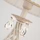 Фото №4 Настольная лампа 10054/1 белый с золотом