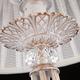 Фото №4 Настольная лампа 01002/1 белый с золотом