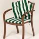 Фото №2 Кресло деревянное с матрацами и подушкой