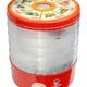 Фото №2 Сушилка электрическая для овощей и фруктов прозрачная Василиса СО3-520