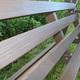 Фото №3 Деревянные садовые качели