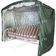 Фото №2 Чехол для садовых качелей с дугообразной крышей