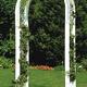 Фото №2 Садовая арка с штырями для установки в землю 37901