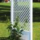 Фото №2 Садовая шпалера с штырями для установки в землю 37701