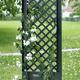 Фото №2 Садовая шпалера с штырями для установки в землю 37803