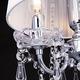 Фото №4 Настольная лампа 2045/3T хром/белый