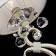Фото №5 Настольная лампа 12075/1T белый