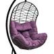 Фото №12 Подвесное кресло-кокон БАРСЕЛОНА + каркас