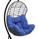 Фото №6 Подвесное кресло-кокон БАРСЕЛОНА + каркас