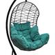 Фото №2 Подвесное кресло-кокон БАРСЕЛОНА + каркас
