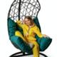Фото №4 Подвесное кресло-кокон БАРСЕЛОНА + каркас