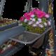 Фото №9 Садовые качели четырехместные Килим (Kilim)