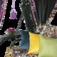 Фото №5 Садовые качели четырехместные Килим (Kilim)
