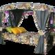 Фото №4 Садовые качели четырехместные Килим (Kilim)