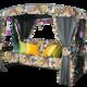 Фото №2 Садовые качели четырехместные Килим (Kilim)
