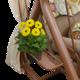 Фото №7 Садовые качели четырехместные БАРЫШНЯ
