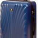 Фото №2 Чемодан PALM NAVY BLUE (размеры S, M, L)
