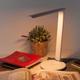 Фото №8 Настольный светодиодный светильник Brava белый TL90530