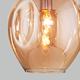 Фото №4 Подвесной светильник со стеклянным плафоном 50195/1 золото