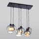 Фото №2 Потолочный светильник со стеклянными плафонами 2554 Sintra