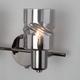 Фото №8 Настенный светильник с выключателем 20120/2 чёрный жемчуг