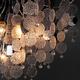 Фото №5 Потолочная люстра со стеклянным декором 319/9
