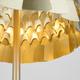 Фото №4 Настольная лампа с металлическим абажуром 01103/4