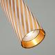 Фото №4 Подвесной светодиодный светильник 50190/1 LED золото