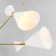 Фото №6 Потолочная люстра с поворотными рожками 70114/5 белый