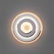 Фото №2 Настенный светодиодный светильник 90185/1 белый/хром