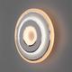 Фото №3 Настенный светодиодный светильник 90185/1 белый/хром