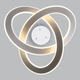 Фото №6 Светодиодная люстра с управлением по Wi-Fi 90217/1 белый