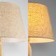 Фото №4 Классический торшер с абажуром 01081/1 белый с золотом